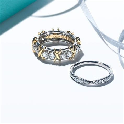Shop Wedding Bands and Rings   Tiffany & Co.