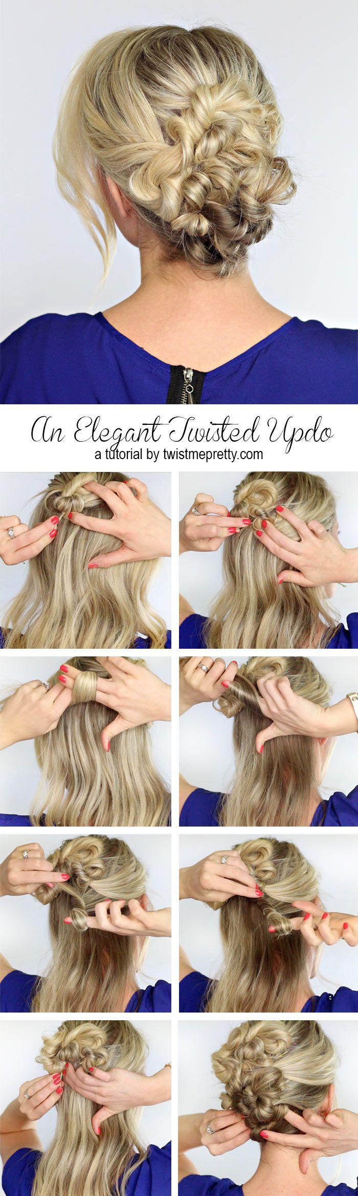 Ladies Long Hairstyles Trends Tutorial Step By Step Looks ...