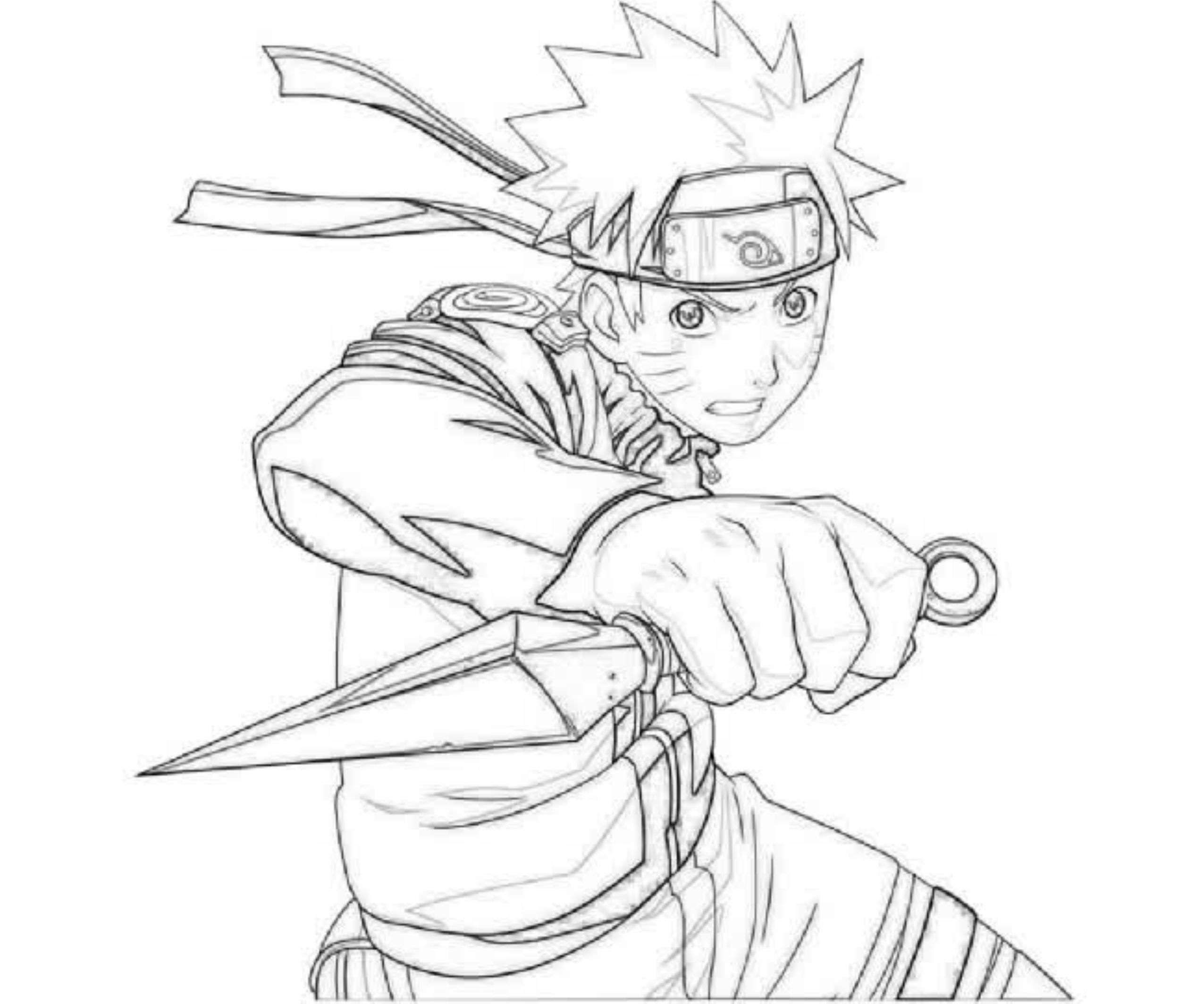 The Best Free Naruto Coloring Page Images Download From 358 Free Coloring Pages Of Naruto At Getdrawings
