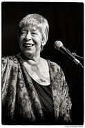 Shirley Horn (foto: Jos L. Knaepen)