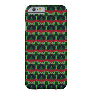 Red Green Gala on iPhone 6 Barely There Case Barely There iPhone 6 Case