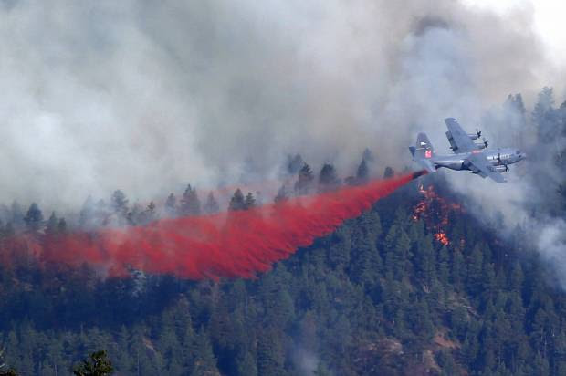 New Colorado wildfire prompts new round of evacuations