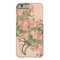 Klein Roses Christian iPhone 6 case-Pink Barely There iPhone 6 Case