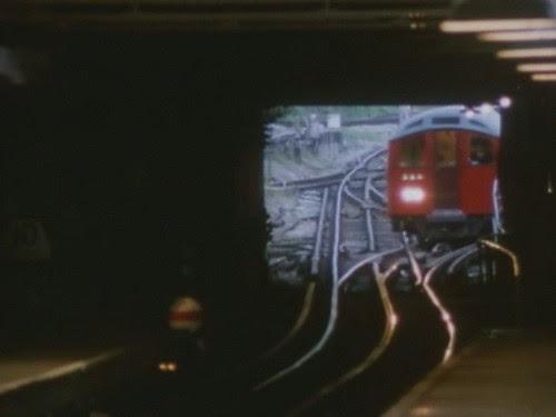 Can he make a Tube getaway?