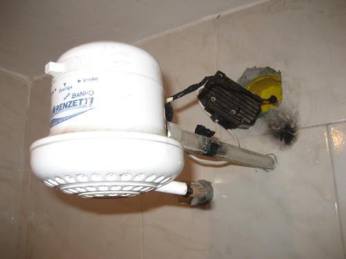 shower Paqueta
