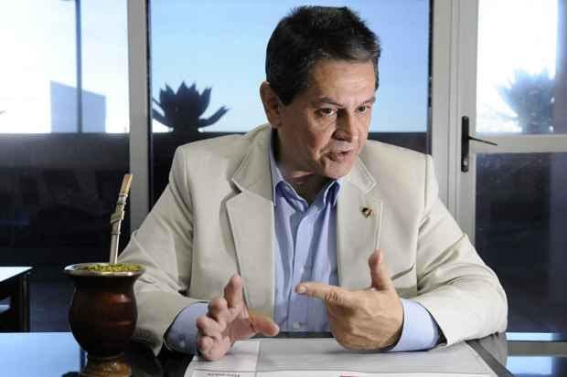 Um dos sujeitos a começar a cumprir pena é o delator do esquema, o ex-deputado Roberto Jefferson. Foto: Marcelo Ferreira/CB/D.A Press/Arquivo