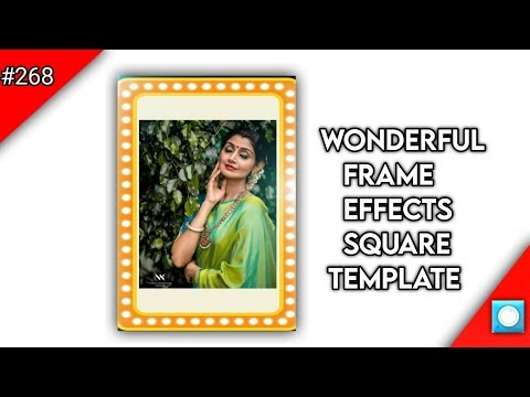 Wow New Awesome Landscape Visualizer#268 |Avee Player Template |Darkroom Tech