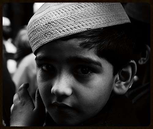 The Muslim Vote by firoze shakir photographerno1