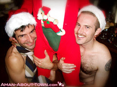 """Olivier's """"Naughty or Nice"""" Christmas Party"""