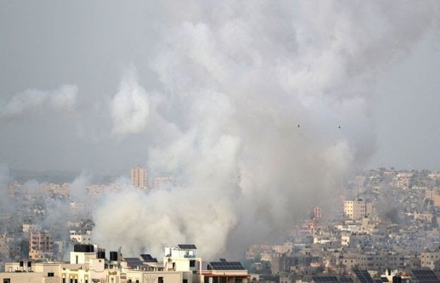 24 Palestinians, including 9 children, martyred in Israeli air strikes | world news of today