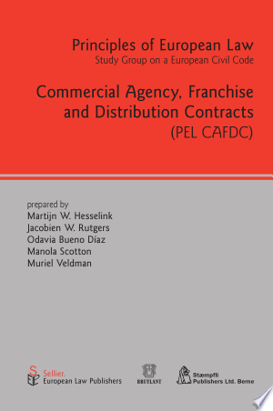 Books Free: Download Commercial Agency, Franchise and