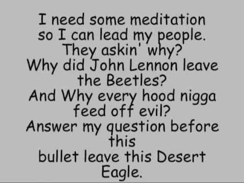 Lil Wayne And The Game My Life Lyrics