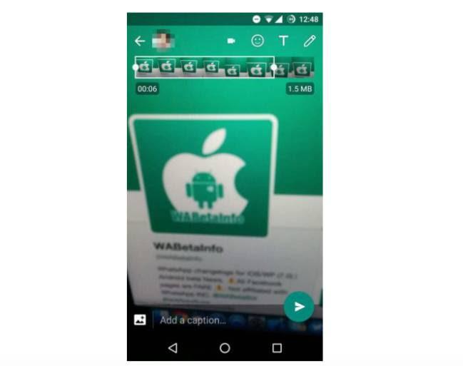 Nuevos iconos para la edición de video que cambian la interfaz