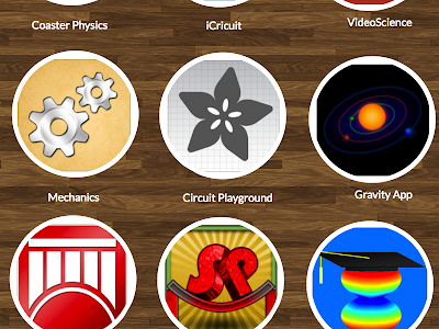 For Physics Teachers: Apps to Use with Your Students In Class