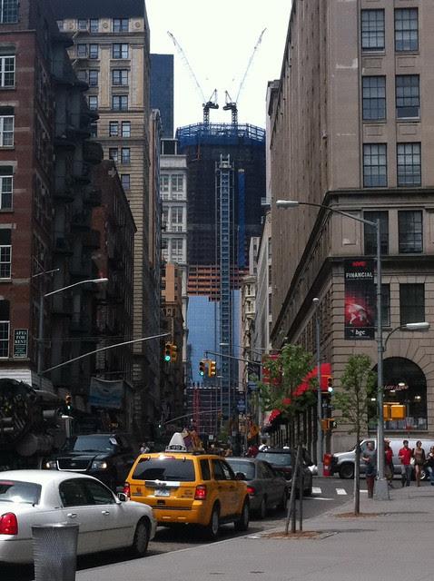 1WTC Rises