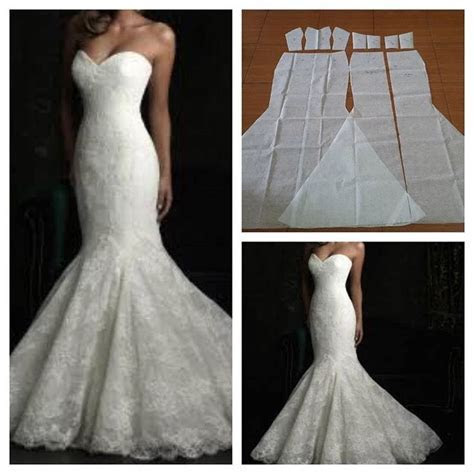 Best 25  Wedding dress patterns ideas on Pinterest