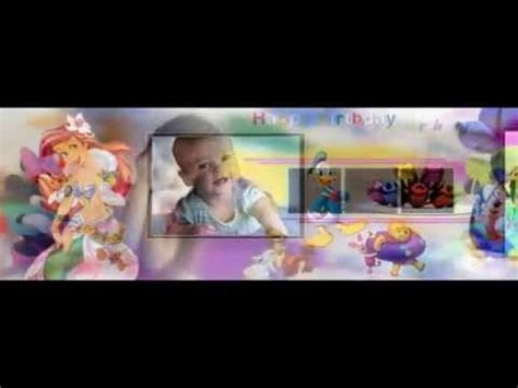 PSD Karizma Birthday Backgrounds   YouTube