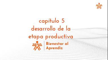 REGLAMENTO DEL APRENDIZ - CAPITULO 5