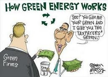 Image result for green energy scam