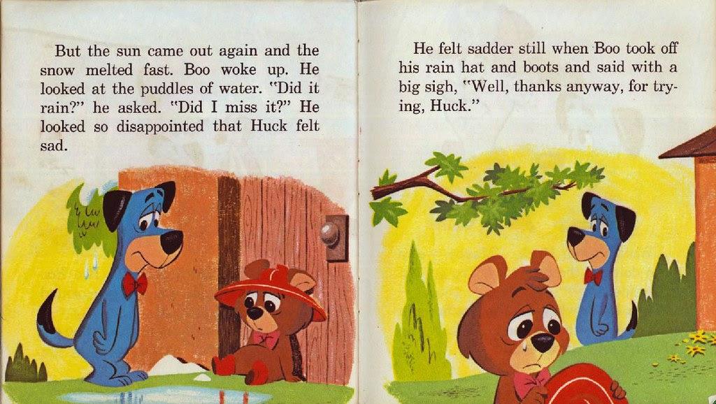 Huckleberry Hound the Rainmaker014