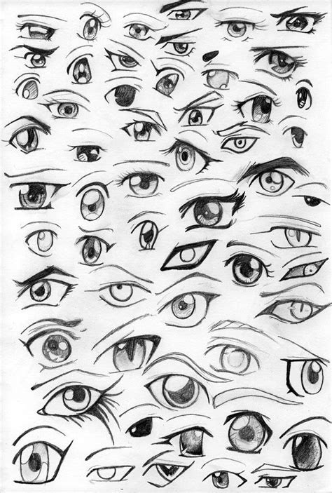 draw anime eyes google search art anime eyes