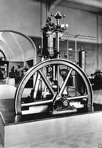 Rudolf Diesel Powered Up A More Efficient Machine | Diesel