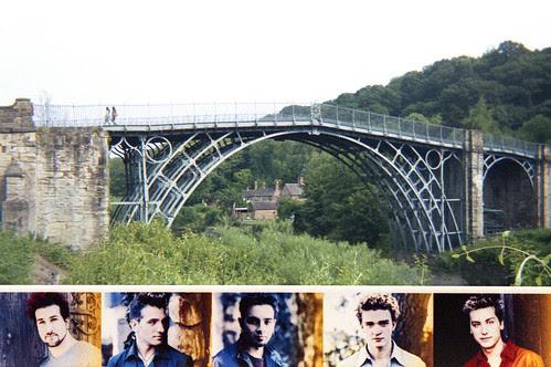 iron bridge and boy band by pho-Tony