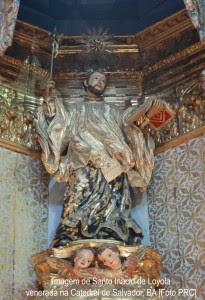 Santo Inácio de Loyola combateu com muita coragem e eficácia a heresia luterana