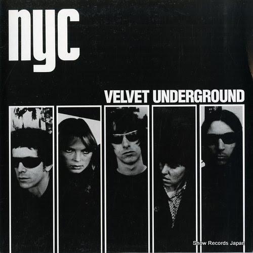 ヴェルヴェット・アンダーグラウンド nyc Vinyl Records
