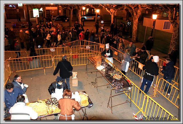 5 Rifa de San Antón