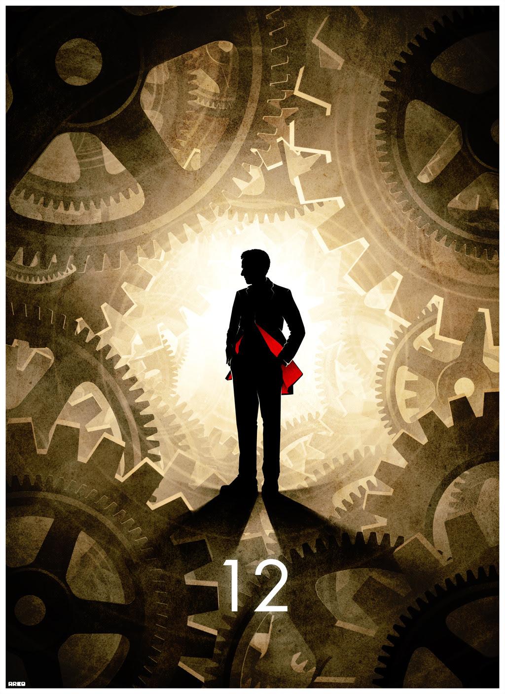 The 12th Doctor by Matt Ferguson