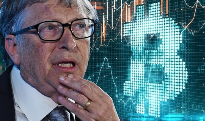 Bill Gates 'betting on total collapse' of Bitcoin as cryptocurrency plunges in value
