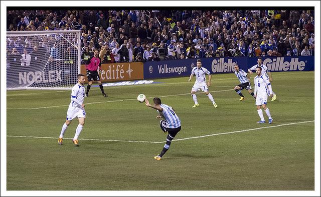 Argentina v Bosnia 1