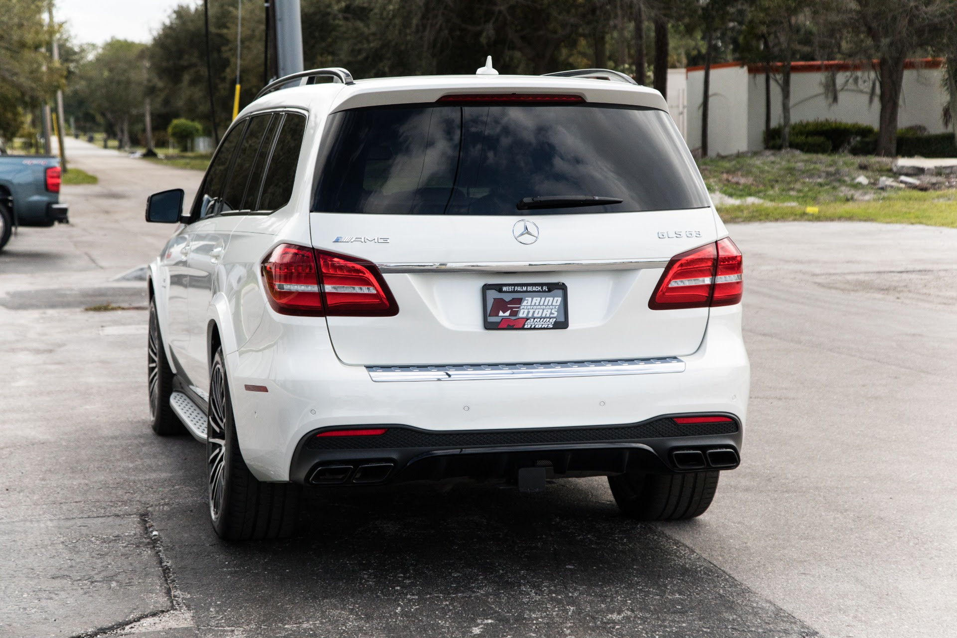 Used 2017 Mercedes-Benz GLS AMG GLS 63 For Sale (Special ...