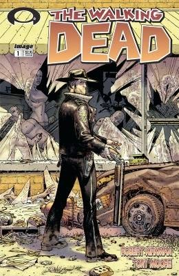 Most Expensive Walking Dead Comic
