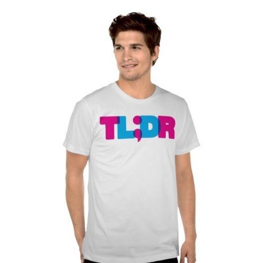 TLDR T-shirt