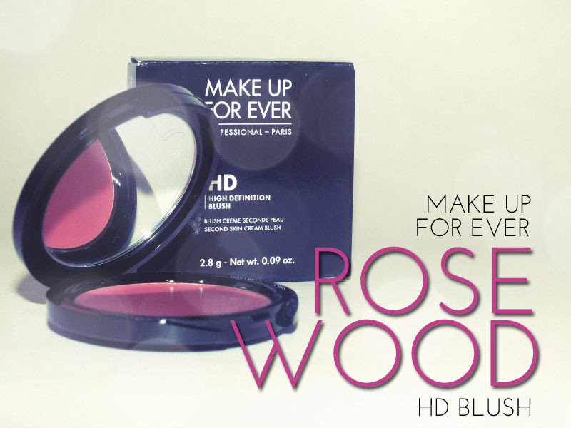 Make Up For Ever HD Cream Blush- 310 Rosewood (22) copy