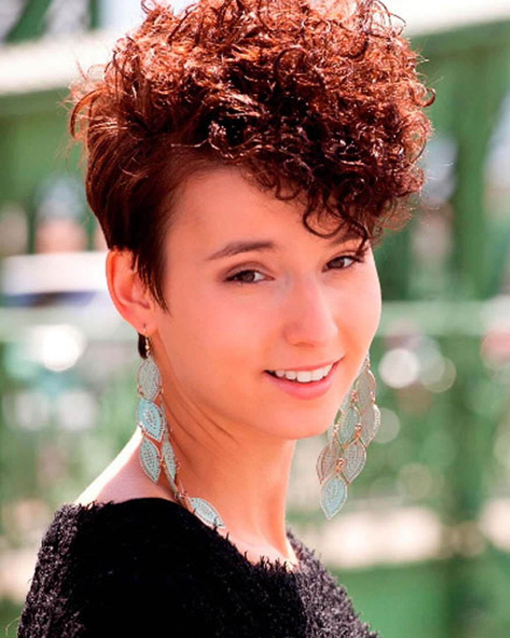 2018 Permed Hairstyles for Short Hair - Best 32 Curly Short Haircut - Page 5 - HAIRSTYLES