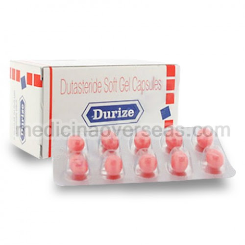 Durize 0 5mg Tab Dutasteride