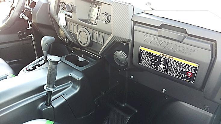 Ice Crusher Cab Heater For 2016 Teryx 4 And Teryx 800