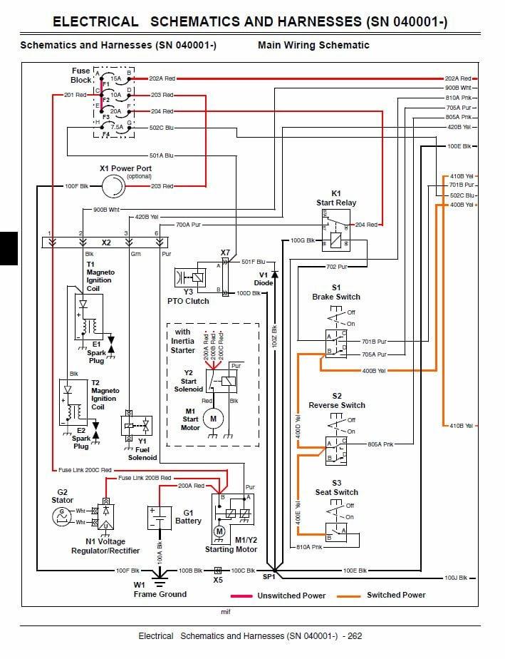 John Deere 2950 Wiring Diagram