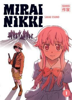 Couverture Mirai Nikki, tome 01