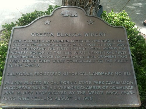 California Historical Landmark #586