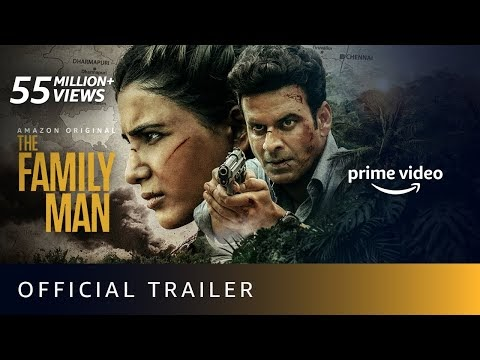 The Family Man Season 2 Trailer: A Promising Thriller Awaits