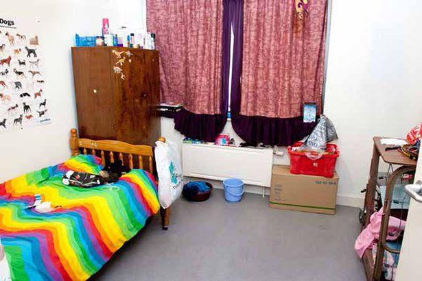 Aravindan Balakrishnan's daughter's bedroom