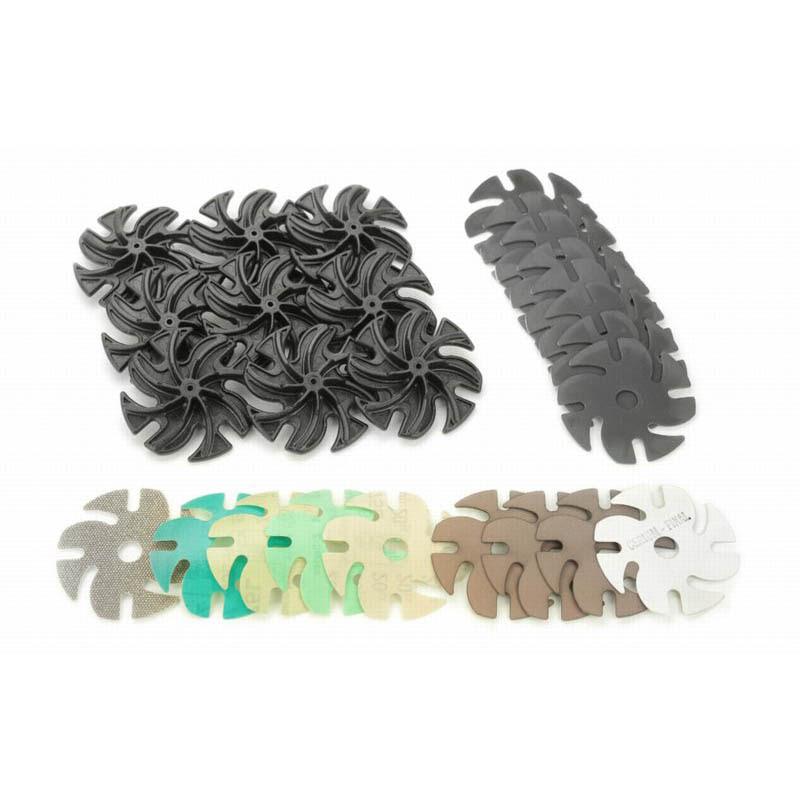 s43742 Tools -  JoolTool - Labidary / Hard Stone Polishing Kit