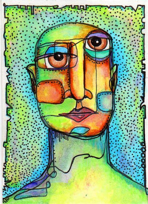 art lesson ideas cubism images  pinterest