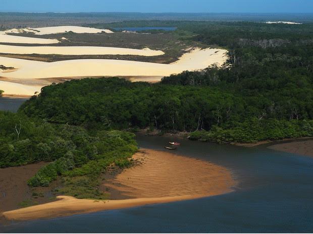 Delta do Parnaíba (Foto: André Pessoa/Arquivo pessoal)