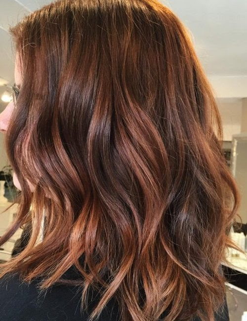 Copper Hair Color Ideas for 2017  2019 Haircuts, Hairstyles and Hair Colors