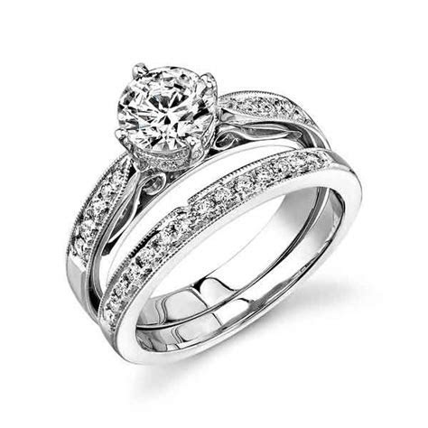 white gold wedding rings american swiss   wedding